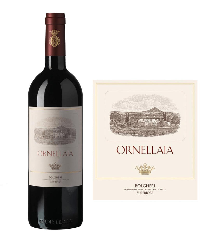 Ornellaia 2017 (750 ml)