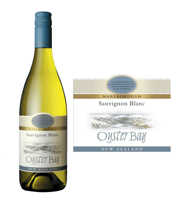 Oyster Bay Marlborough Sauvignon Blanc 2020 (750 ml)