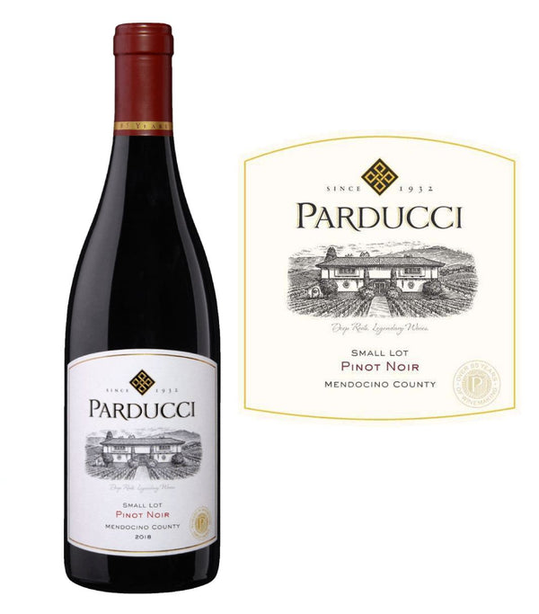 Parducci Small Lot Pinot Noir 2018 (750 ml)