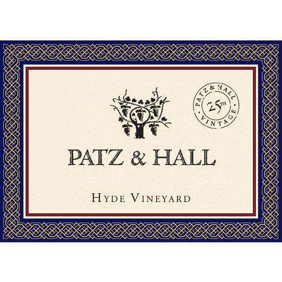 Patz & Hall Hyde Vineyard Chardonnay 2014 (750 ml) - BuyWinesOnline.com