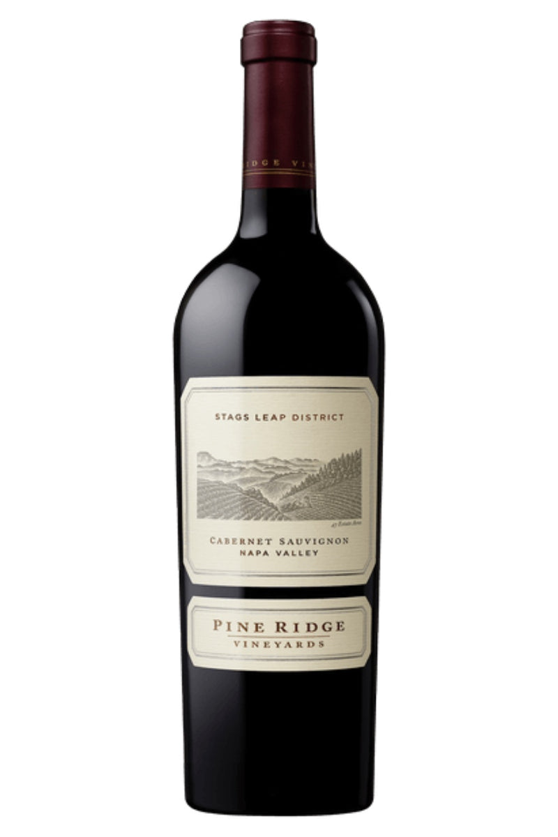 Pine Ridge Stags Leap Cabernet Sauvignon 2014 (750 ml)