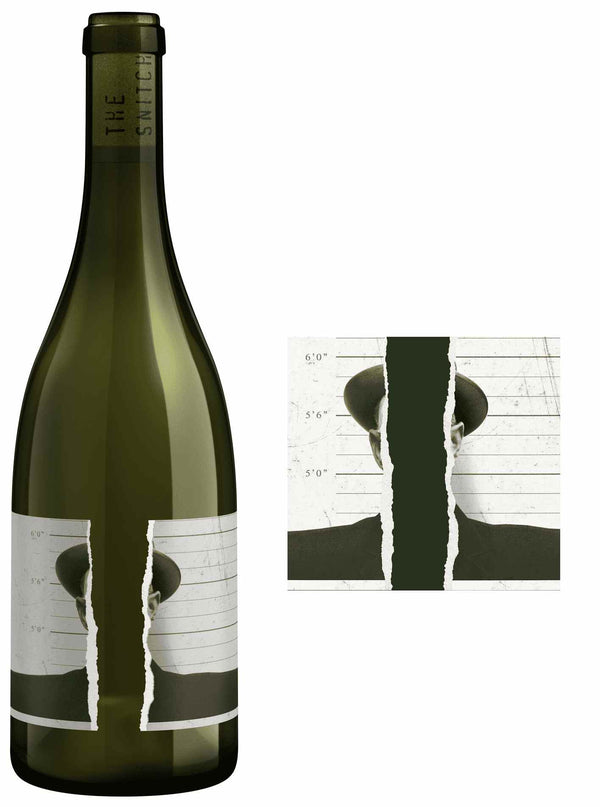 The Prisoner Wine Company The Snitch Chardonnay 2018 (750 ml)