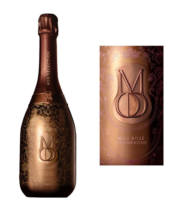 Mod Selection Rose Reserve Champagne by Drake (750 ml)