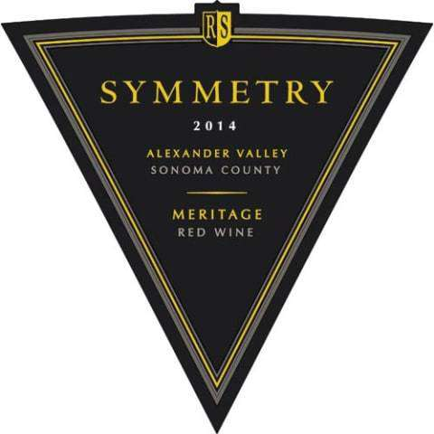 Rodney Strong Symmetry Meritage 2014 - BuyWinesOnline.com