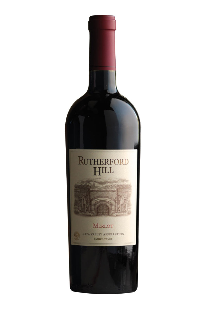 Rutherford Hill Merlot Napa Valley 2018 (750 ml)