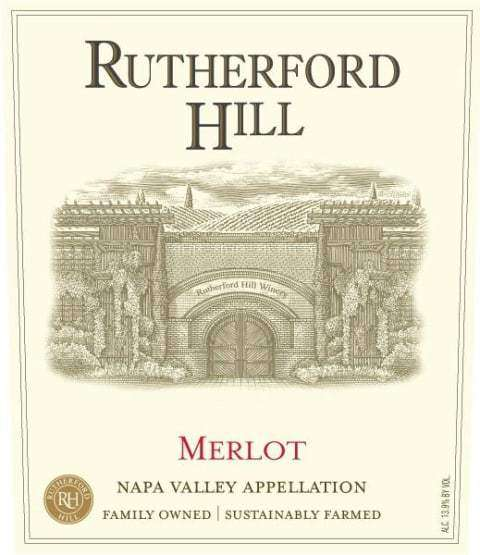 Rutherford Hill Merlot Napa Valley 2016 (750 ml) - BuyWinesOnline.com