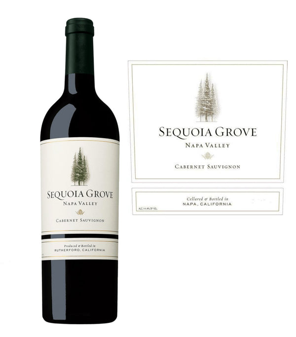 Sequoia Grove Napa Valley Cabernet Sauvignon 2017 (750 ml)