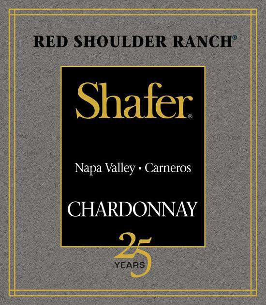 Shafer Red Shoulder Ranch Chardonnay 2017 (750 ml) - BuyWinesOnline.com