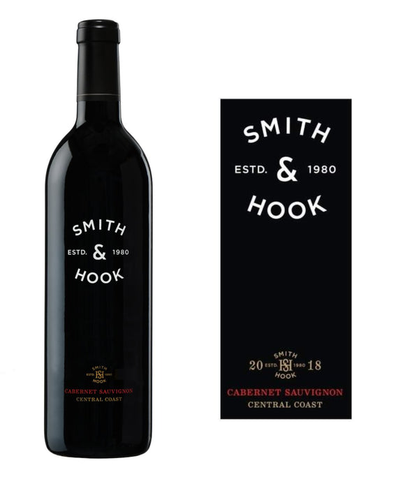 Smith & Hook Cabernet Sauvignon 2018 (750 ml)