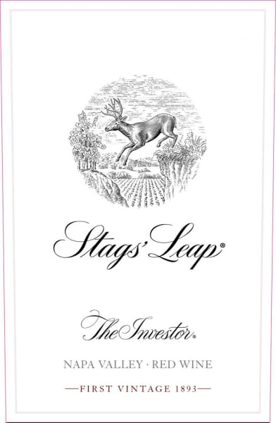 Stags' Leap Winery The Investor Red Wine 2016 (750 ml)