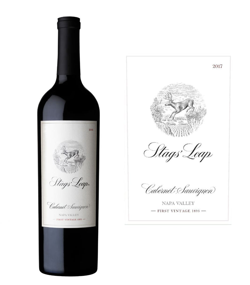 Stags' Leap Winery Cabernet Sauvignon 2017 (750 ml)