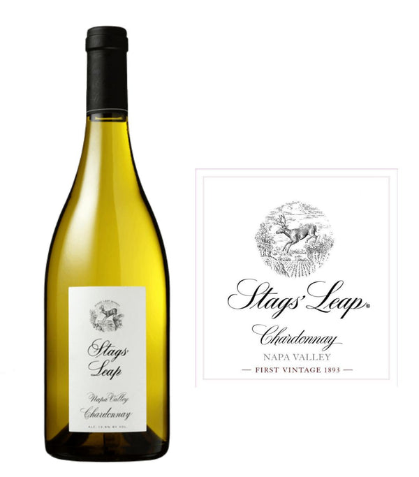 Stags' Leap Winery Napa Valley Chardonnay 2018 (750 ml) - BuyWinesOnline.com