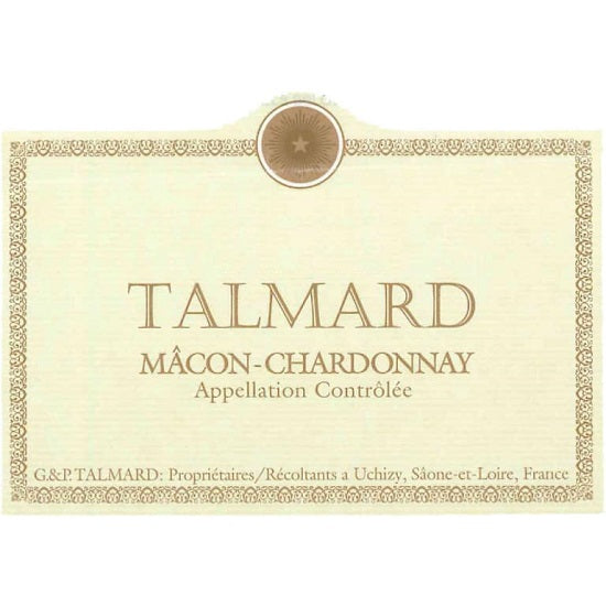 Talmard Macon Chardonnay 2019 (750 ml)