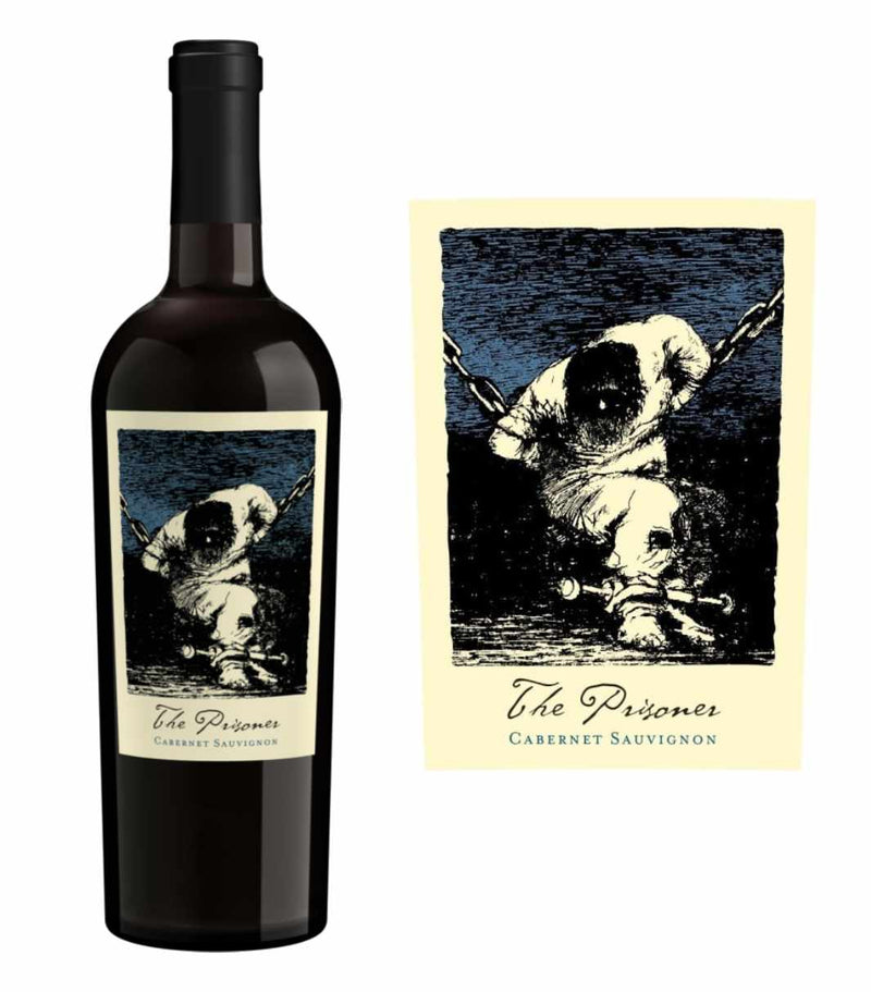 The Prisoner Wine Company The Prisoner Cabernet Sauvignon 2018 (750 ml)