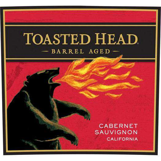 Toasted Head Cabernet Sauvignon 2015 - BuyWinesOnline.com