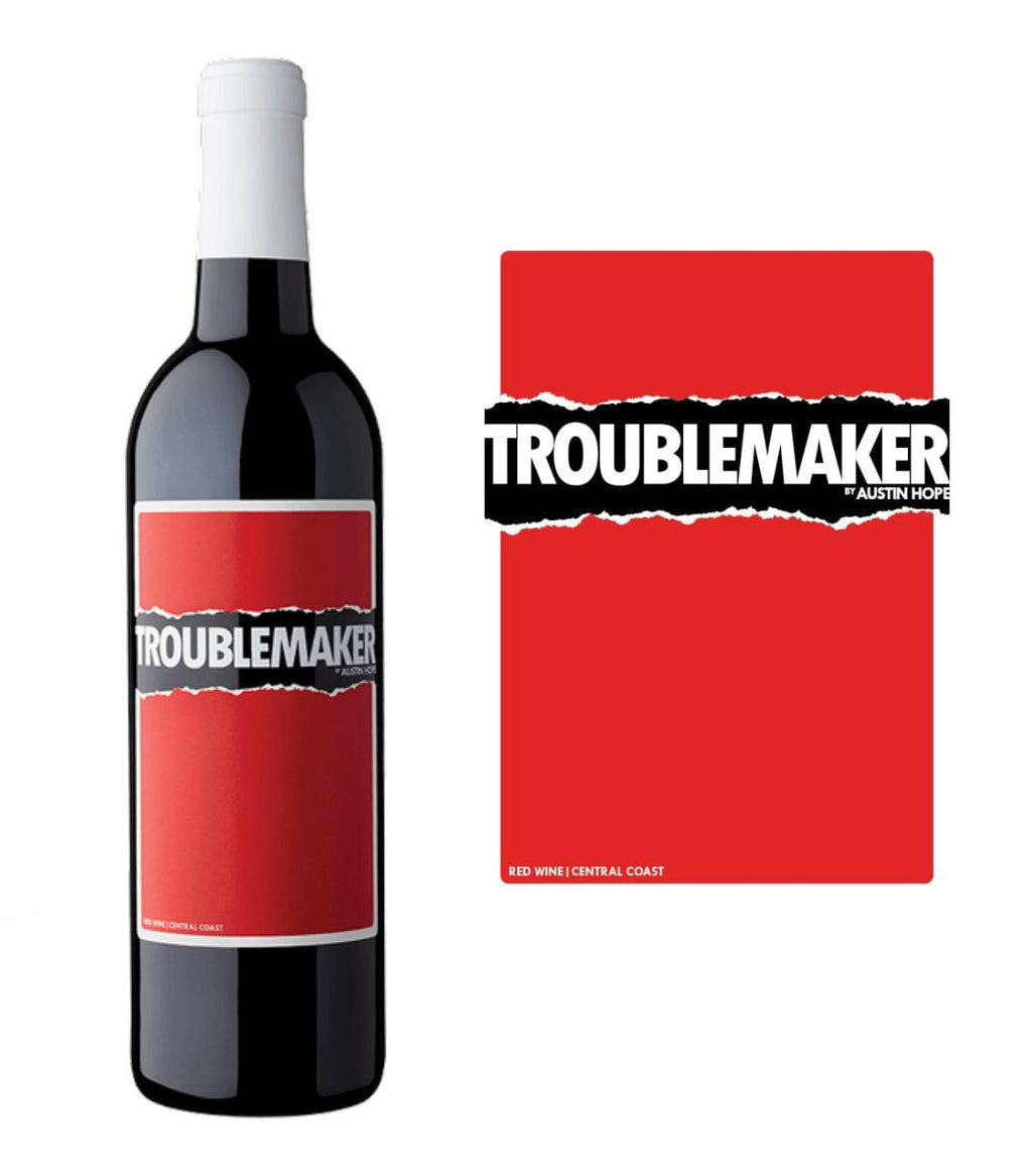 Troublemaker Red Blend 750 Ml Buy Wines Online