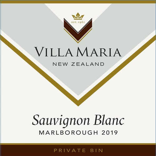 Villa Maria Private Bin Sauvignon Blanc 2020 (750 ml)