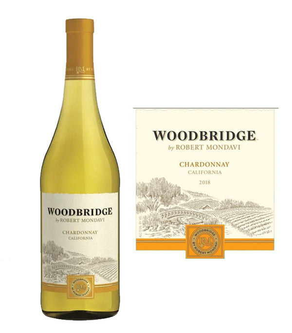 Woodbridge Chardonnay 2018 (750 ml)
