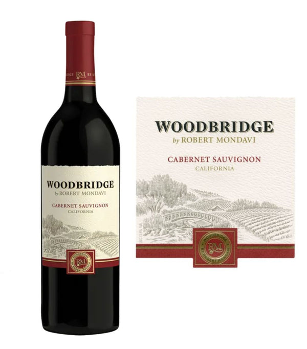 Woodbridge Cabernet Sauvignon 2018 (750 ml)