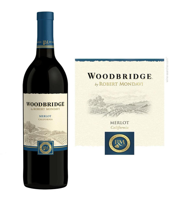 Woodbridge Merlot 2018 (750 ml)