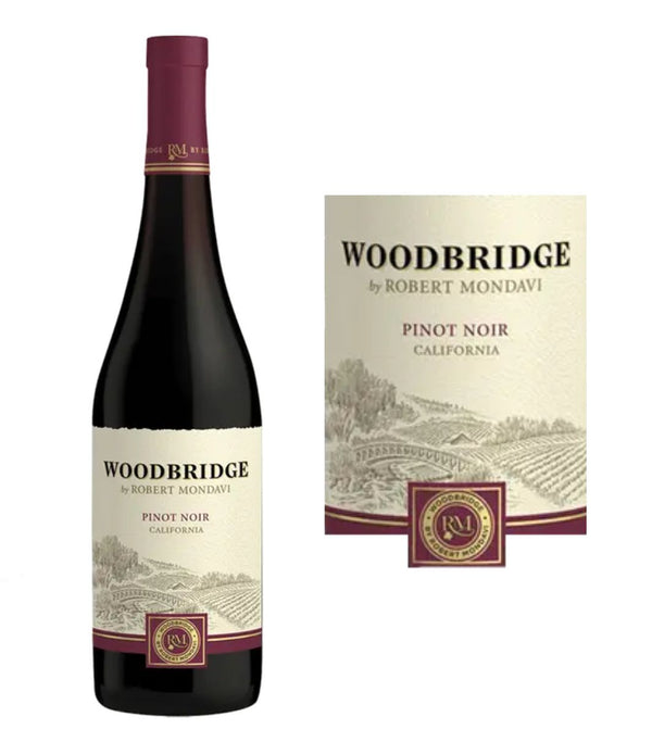 Woodbridge Pinot Noir 2018 (750 ml)