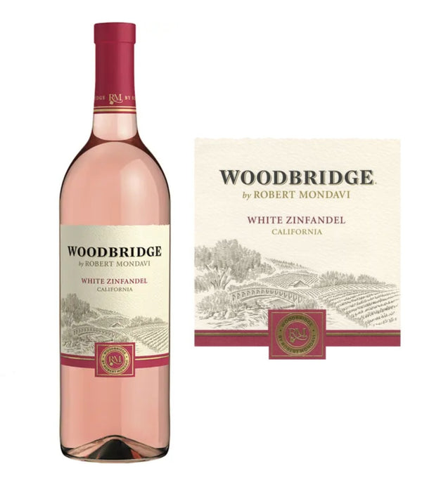 Woodbridge White Zinfandel 2018 (750 ml)