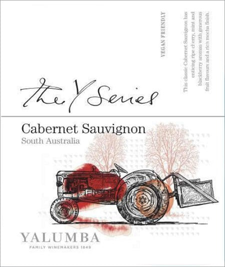 Yalumba Y Series Cabernet Sauvignon 2018 (750 ml)