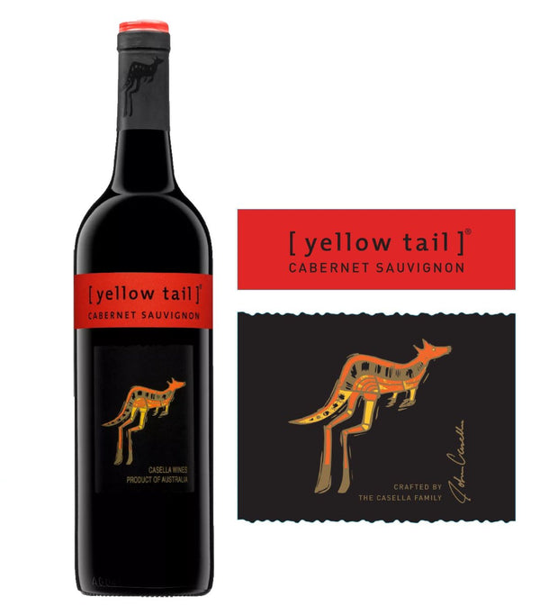 Yellow Tail Cabernet Sauvignon (750 ml)