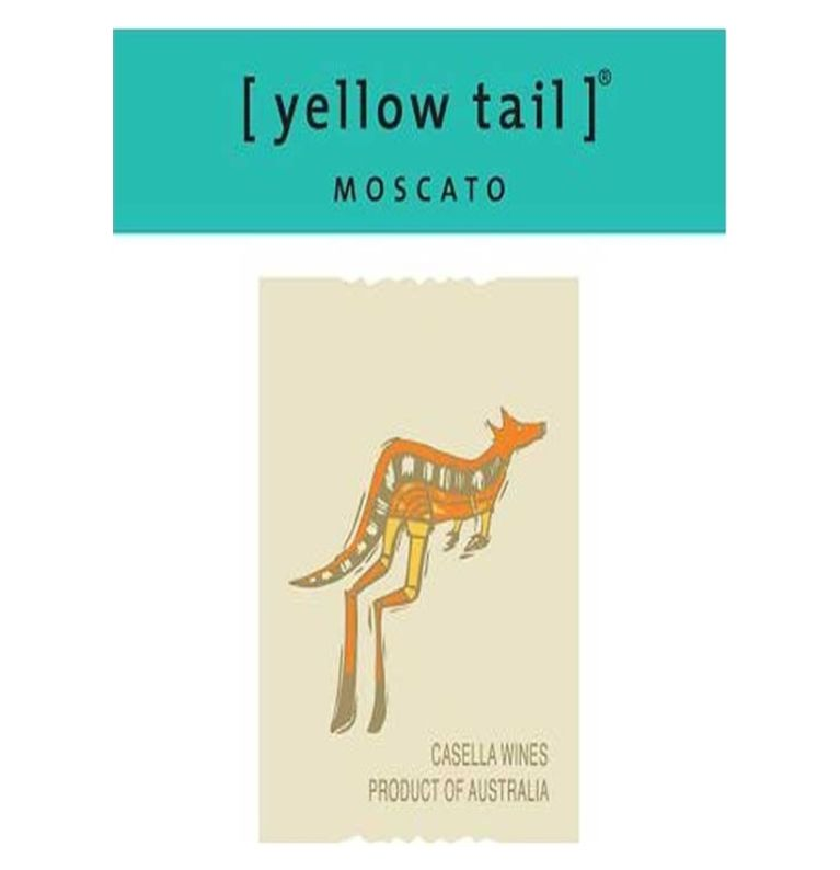 Yellow Tail Moscato (750 ml) - BuyWinesOnline.com