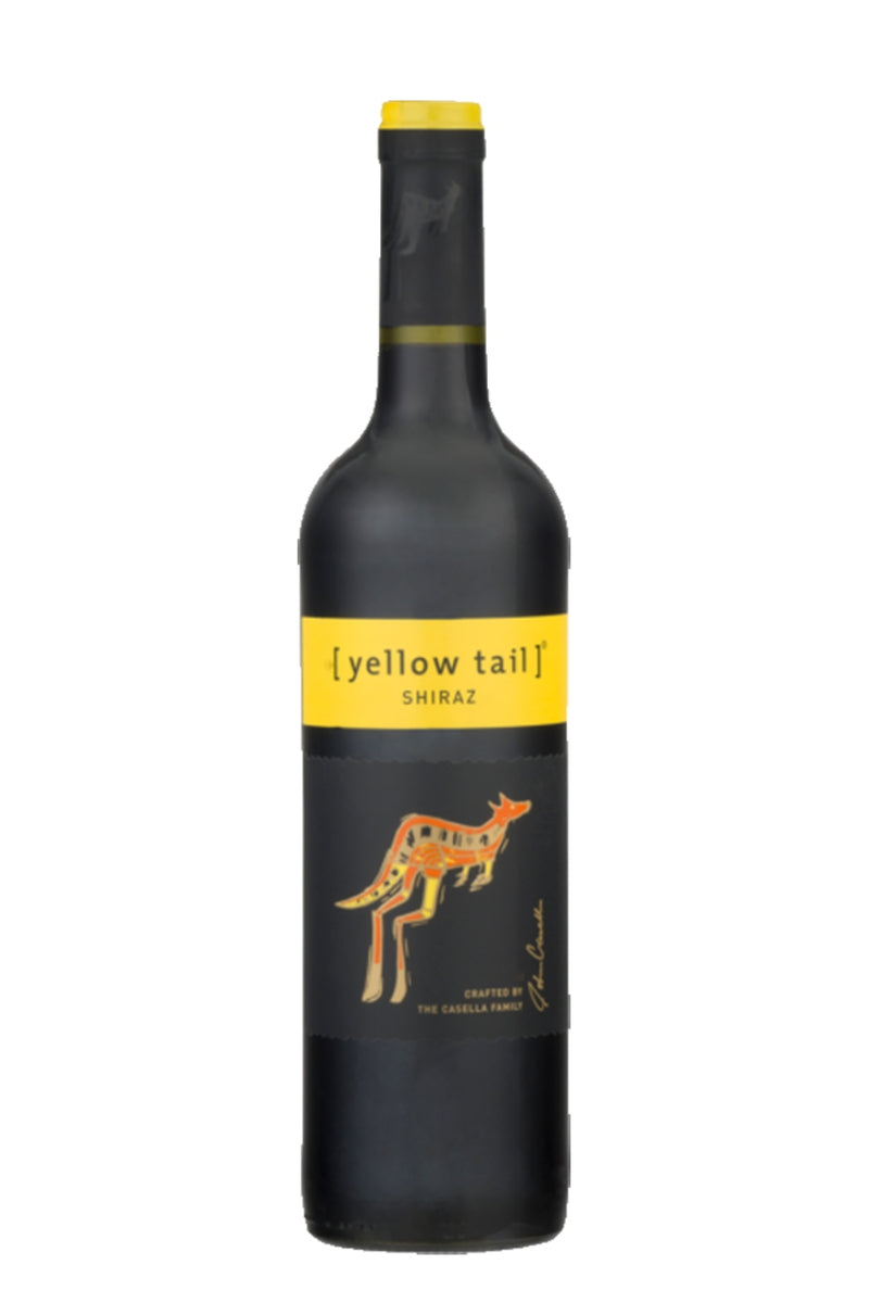 Yellow Tail Shiraz 2019 (750 ml) - BuyWinesOnline.com