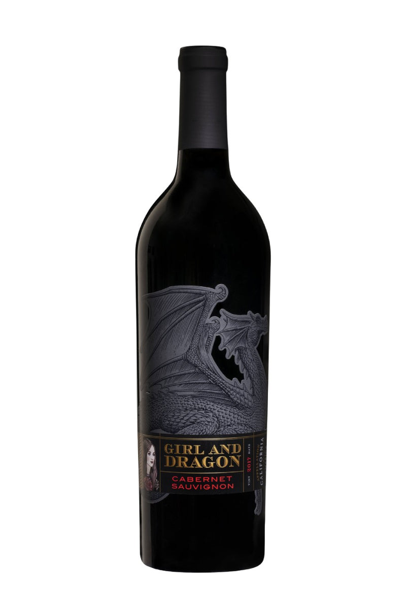 Girl and Dragon Cabernet Sauvignon 2017 (750 ml)