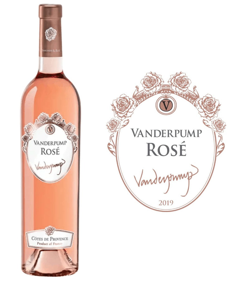 Vanderpump Rose 2019 (750 ml) - BuyWinesOnline.com