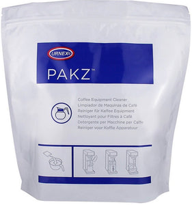 Urnex Pakz Coffee Equipment Cleaner