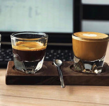 Load image into Gallery viewer, VERO CUP ESPRESSO GLASS, CLEAR