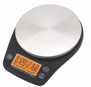 Digital scale with timer