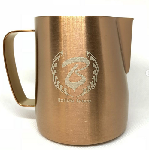 BaristaSpace  Sanday copper pitcher