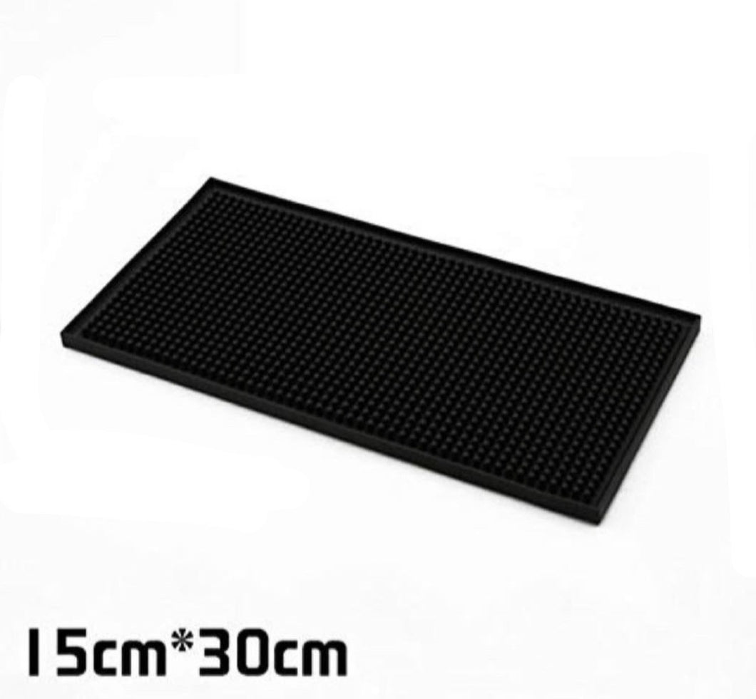 Rubber bar mat small