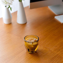 Load image into Gallery viewer, VERO Espresso Glass, Amber