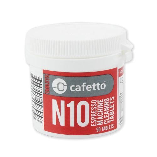 Cafetto N10 Cleaning 50 Tablets