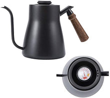 Load image into Gallery viewer, Kettle with thermometer 850ml