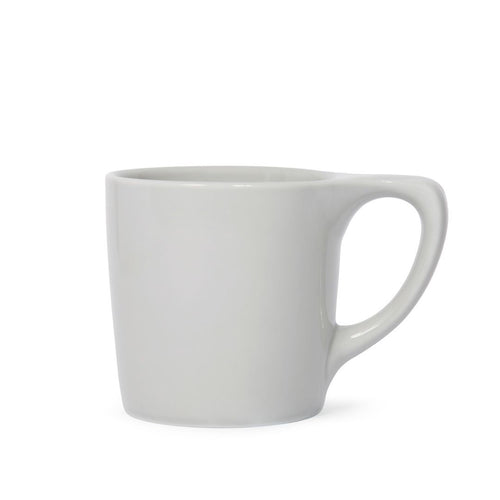 Lino 10 oz 300 ml Coffee Mug, Light Gray