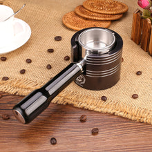 Load image into Gallery viewer, breville delinghi Tamping station aluminum 51/53/54 mm قاعدة