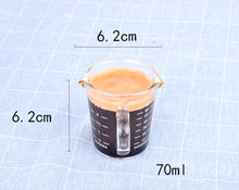 Load image into Gallery viewer, Heat resistant shot glass double spouts