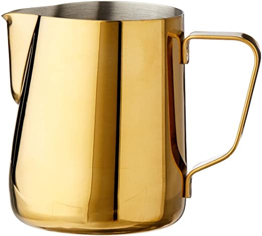 RHINO® PROFESSIONAL MILK PITCHER - GOLD