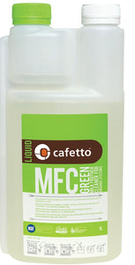 Cafetto MFC Green, Milk Frother Cleaner For Organic Systems