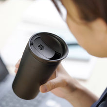 Load image into Gallery viewer, Hario Insulated Tumbler with Lid 300