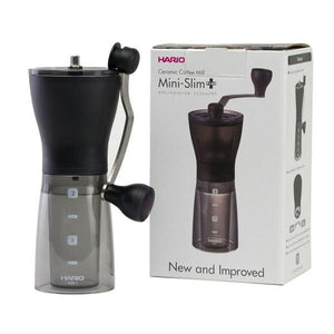 Hario Mini Mill PLUS Ceramic Coffee Mill