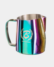 Load image into Gallery viewer, BARISTA SPACE 450 ML. RAINBOW MILK JUG  pitcher