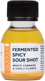 Fermented Spicy Sour Shot - Pack of 4 or 6 or 10  x 60 ml shots