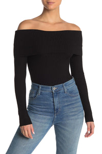 Off the Shoulder Bodysuit